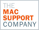 The Mac Support Company logo